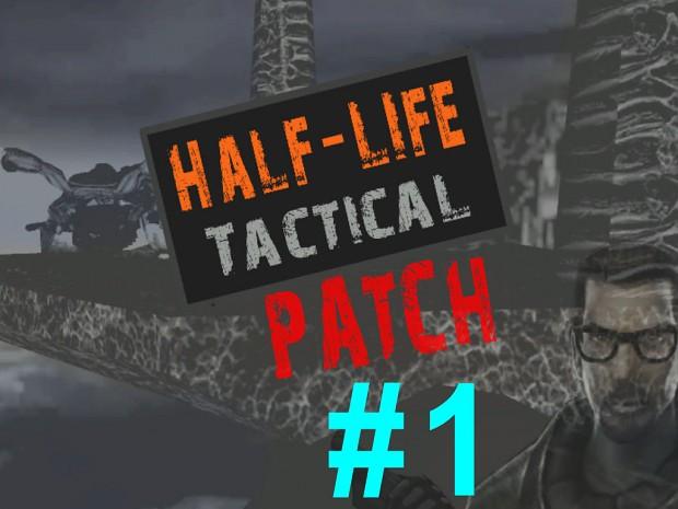 HL2:TACTICAL - V8 - Quick Fix