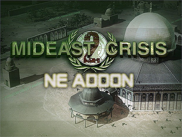 C&C3 NE Add-On For MidEast Crisis 2
