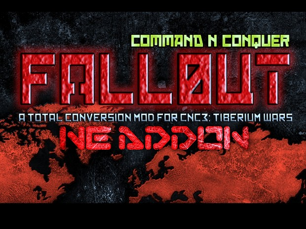 C&C3 NE Add-On For CNC Fallout