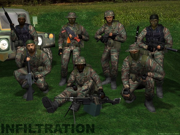 Infiltration 2.9 CE 2013