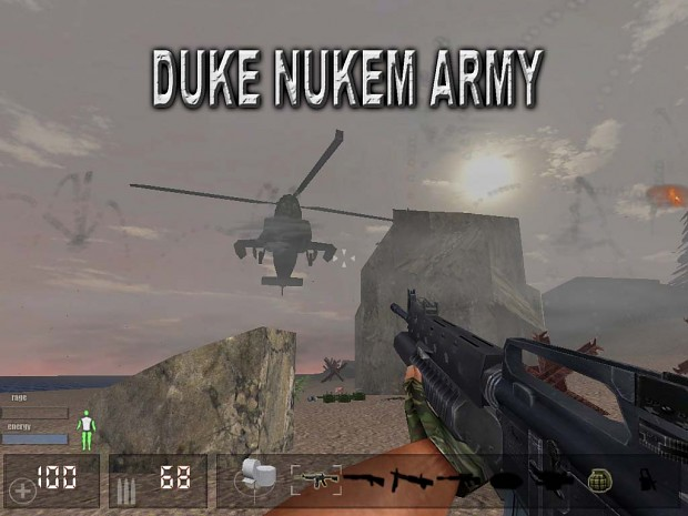 Duke Nukem Army 3.15