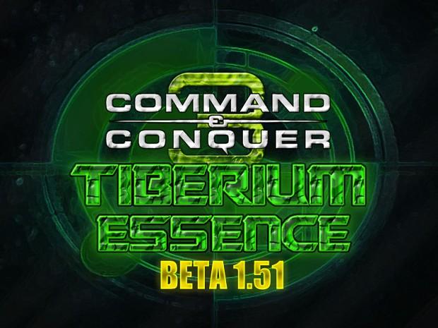 Tiberium Essence 1.51 Beta