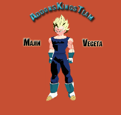 (AKT)Majin Vegeta My Version