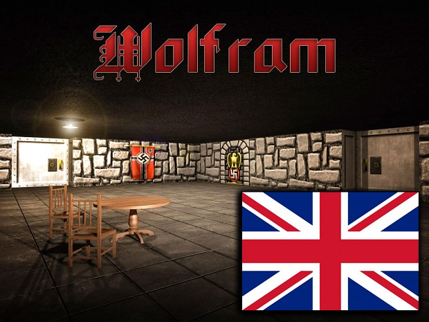 Wolfram (European Version)