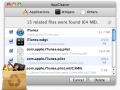 Appcleaner v2.1.0 for MAC OS X 10.6.6+