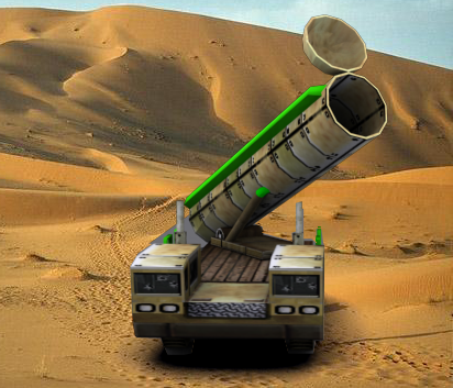 Barkhan Launcher