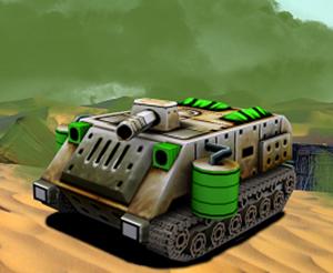 Tarantul Tank