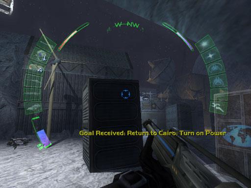 Deus Ex Invisible War demo