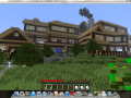 Mansion With Lights 2.0
