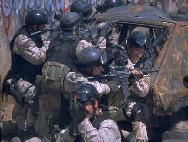 Black Hawk Down mod beta