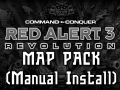 Red Alert 3: Revolution Map Pack (Manual Install)