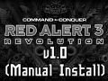Red Alert 3: Revolution v1.0 (Manual Install)