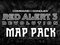 Red Alert 3: Revolution Map Pack
