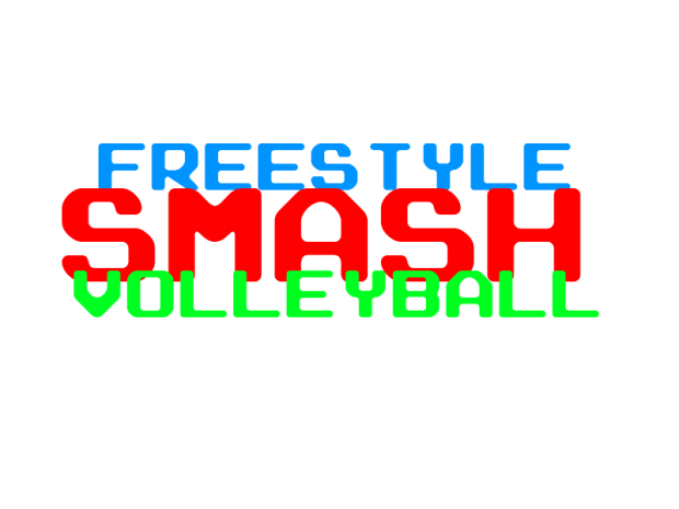 Fresstyle Smash Volleyball V1
