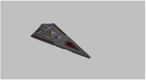 Republic Interdictor Cruiser Addon