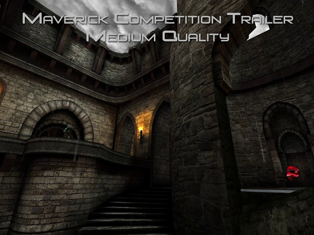 Maverick Competition Maptrailer Medium Quality