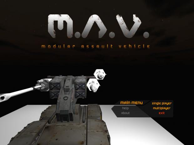 M.A.V. 0.2.5 dev Release