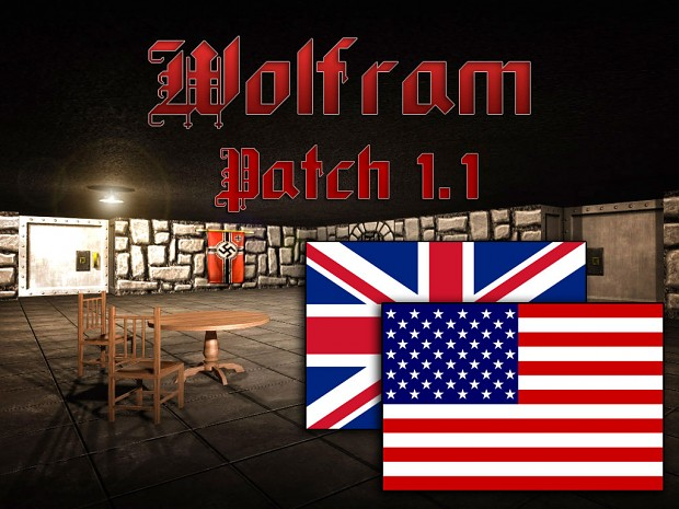 Wolfram Patch 1.1 (English Version)