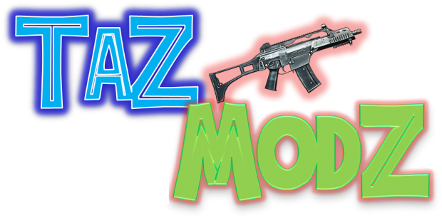 Tazmodz - Weapon Ranges Mod(Retail)