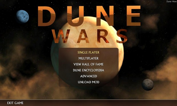 Dune Wars 1.9.7 (Patch for 1.9.1)