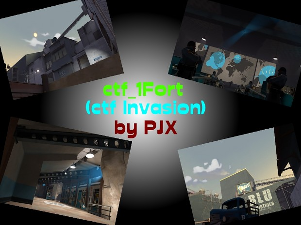 1 Fort (CTF Invasion)
