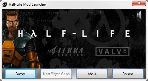 Half-Life Mod Launcher