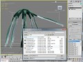 3ds Max XSI Bone Envelope Export Script