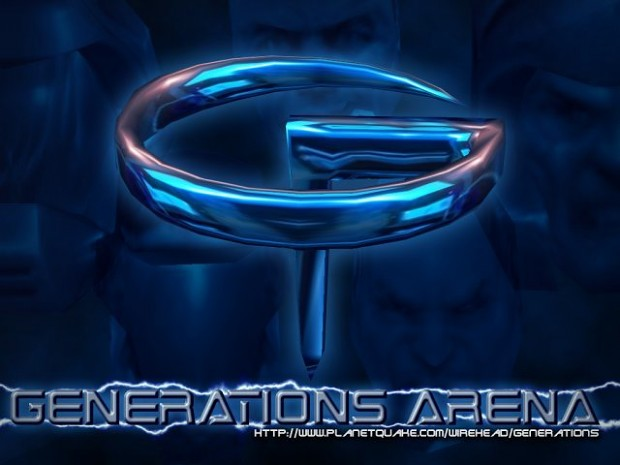 Generations Arena 0.99f patch