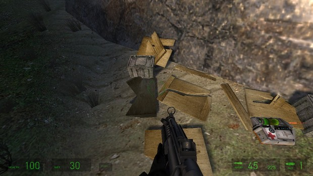 Operation black mesa addon half life 2 mod db for Operation black mesa download
