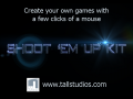 Shoot 'Em Up Kit Demo version 1.0.13