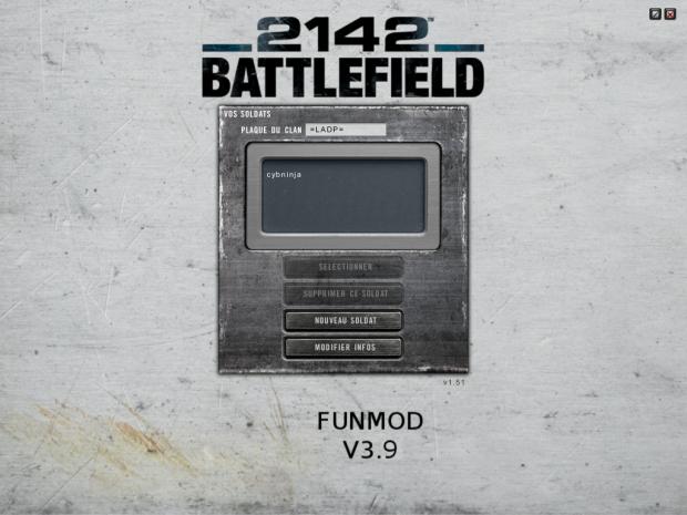 BF 2142 FunMod V4.0 Deluxe
