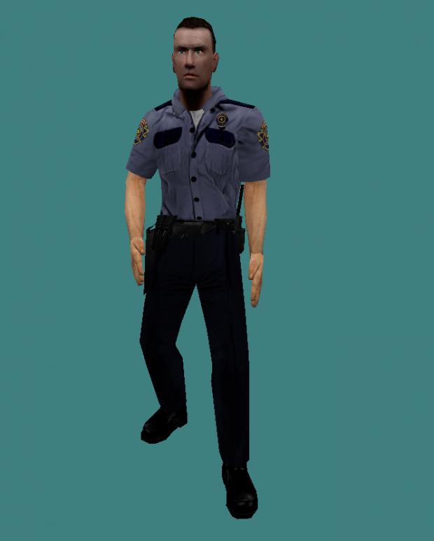 RPD Cop