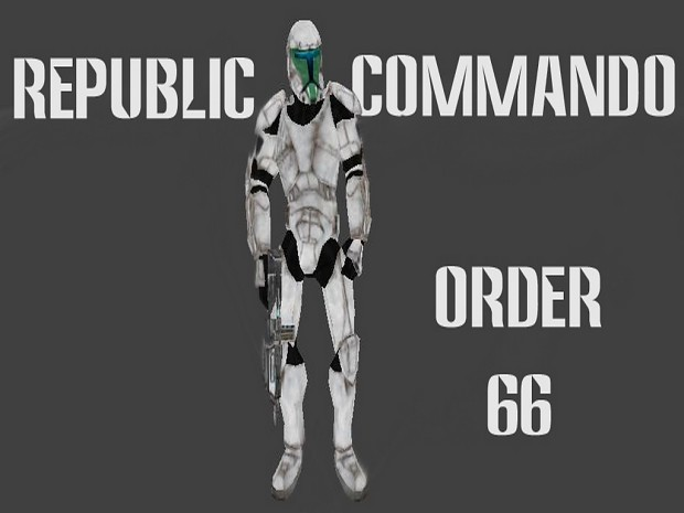 Republic Commando 2 Order 66 Demo