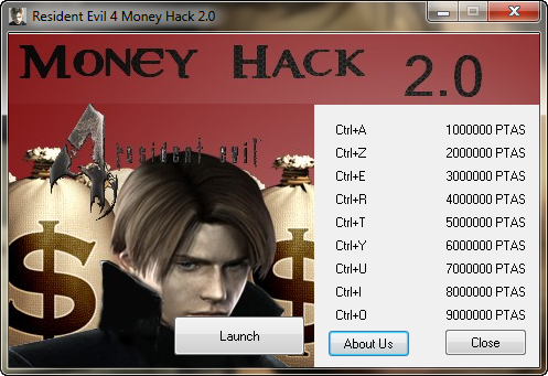 Resident Evil 4 Money Hack 2.0
