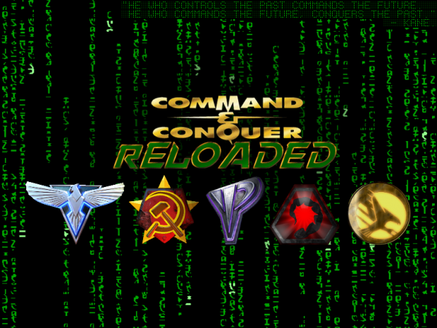 C&C: Reloaded v1.0 (Full installation)