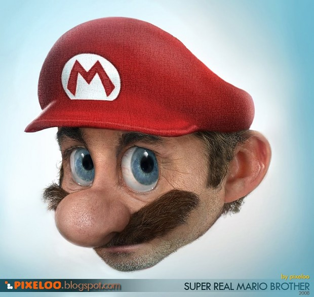 Real Super Mario Bros.