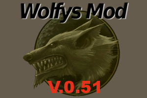 Wolfys Mod v.0.51 + Bandits Mod Tools v0.5