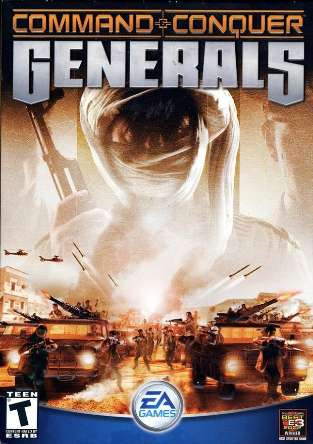 Command and Conquer Generals v1.7 Trainer