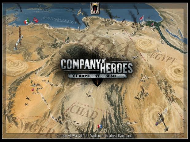 Europe At War v6.1.6 - OUTDATED, dont download.