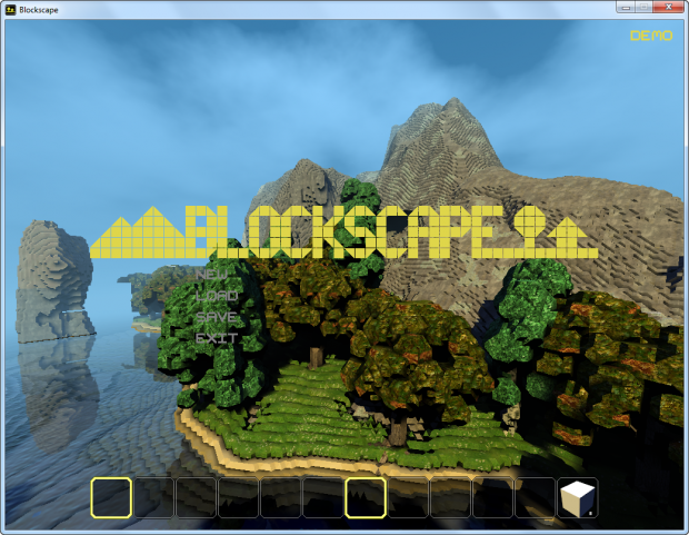 Blockscape 0.9.4580.18049 - Forum preview
