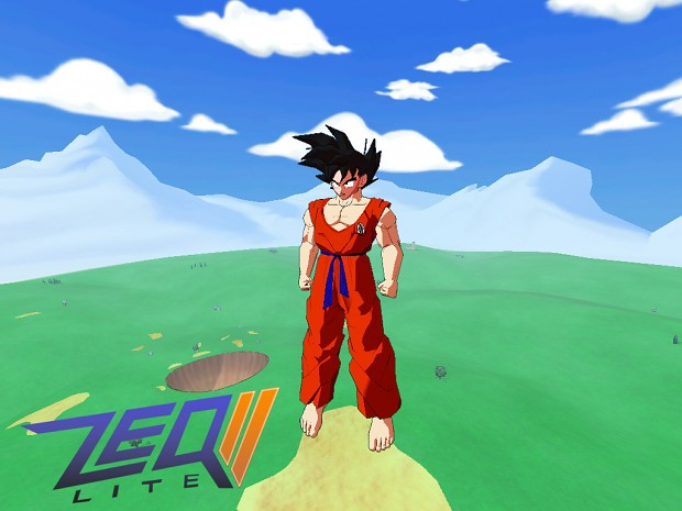 Goku-No-Heavy-Clothes DEMO