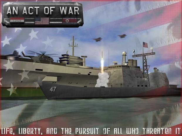 An Act of War v1.5 alpha for Generals Zero Hour