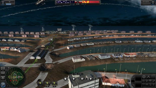 World in Conflict--The Palm Map