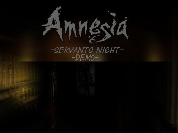 Servant's Night Demo