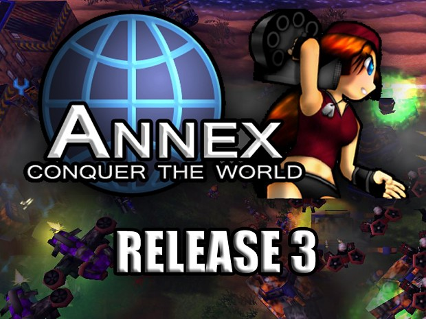 Annex: Conquer the World Release 3