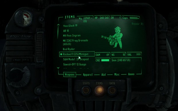 FO3 Real Weapons V3