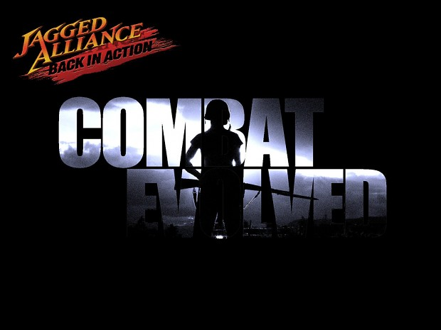 Combat Evolved mod v1.05b for Jagged Alliance: BiA