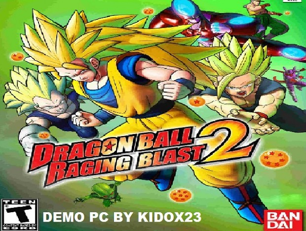 Dragonball Raging Blast 2 (PC) Demo!