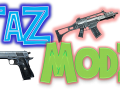 Tazmodz - Pistol Mod Patch Version 1(Retail)