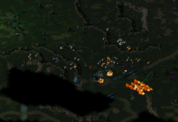 The Dawn of the Tiberium Age v1.1122